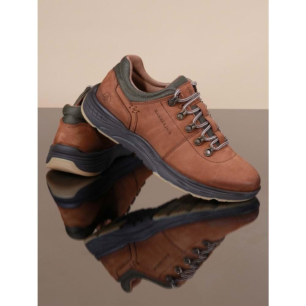 Konfores 1068 Hakiki Deri Anatomik Outdoor Ayakkabı