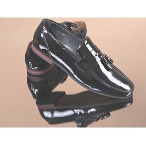 King West 1051 Hakiki Deri Erkek Klasik Ayakkabı