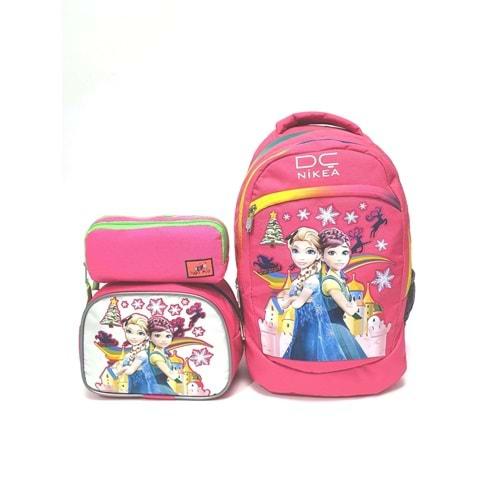 Astral ortopedic ilkokul çantası