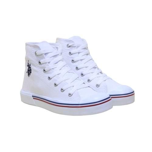 U.s. Polo Assn. Penelope Boğazlı Sneakers Günlük Ayakkabı