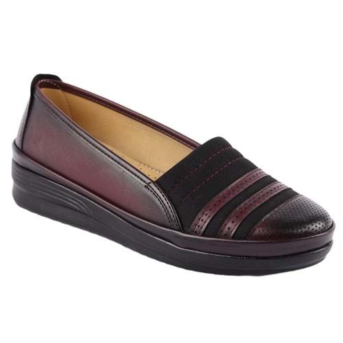 Konfores 883 Bayan Anatomik Günlük Ayakkabı
