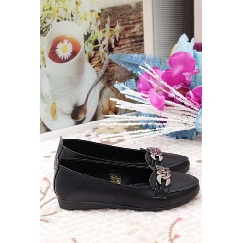 Konfores 903 Bayan Günlük Babet Ayakkabı