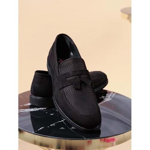 Konfores 950 Hakiki Deri Erkek Klasik Ayakkabı