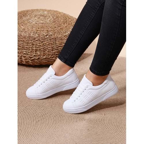 Konfores 1009 Bayan Sneakers Ayakkabı